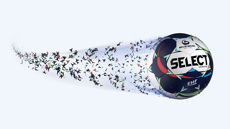 Chippel is ellátták a 2022-es férfi kézilabda-Eb labdáját!
